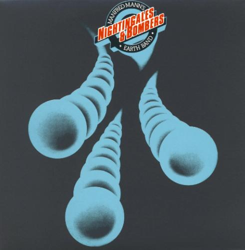 Manfred Mann's Earth Band - Nightingales & Bombers  CD (album) cover