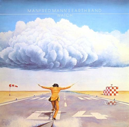 Manfred Mann's Earth Band - Watch  CD (album) cover