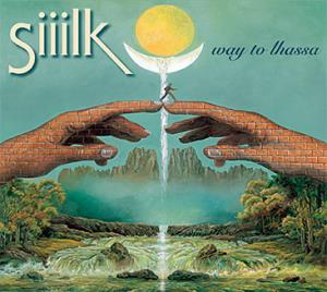 Way to Lhassa by SIIILK album cover