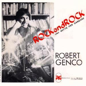 Robert Genco Rock And Rock album cover