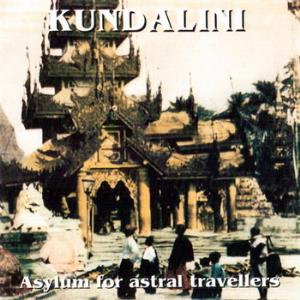 Kundalini Asylum For Astral Travel album cover