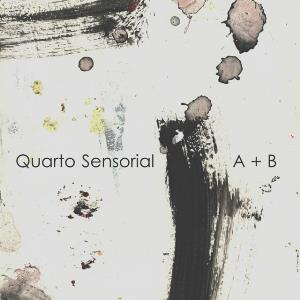 Quarto Sensorial - A + B CD (album) cover