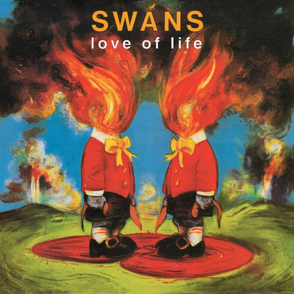 Swans Love Of Life album cover