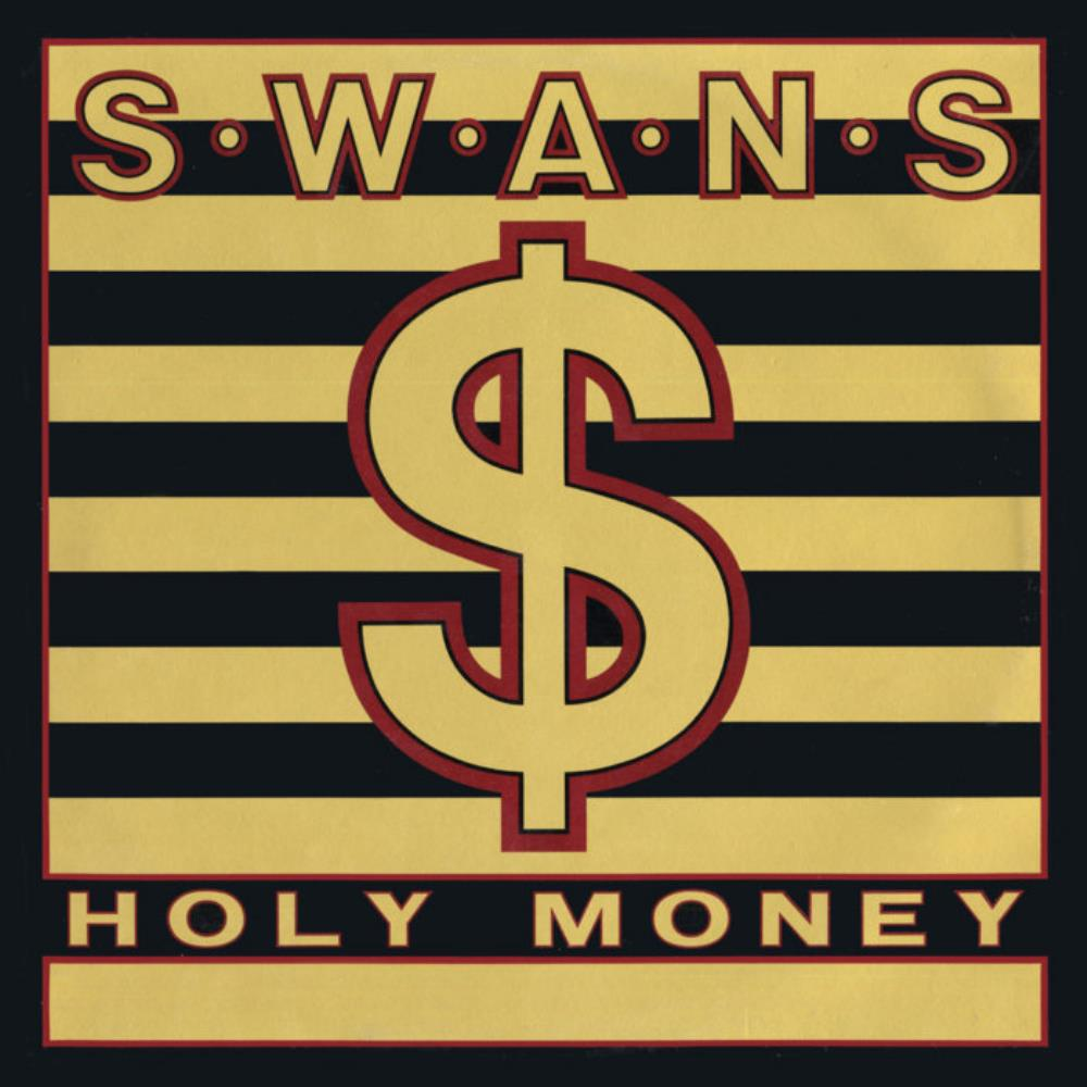 Swans - Holy Money CD (album) cover