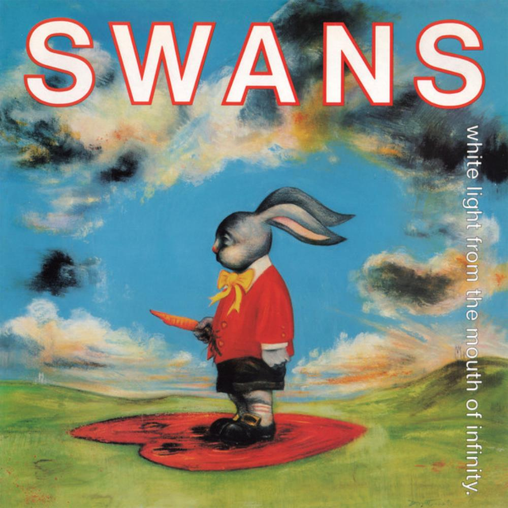 Swans - White Light From The Mouth Of Infinity CD (album) cover