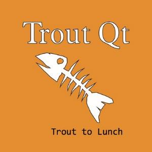 Trout to Lunch by TROUT QT album cover