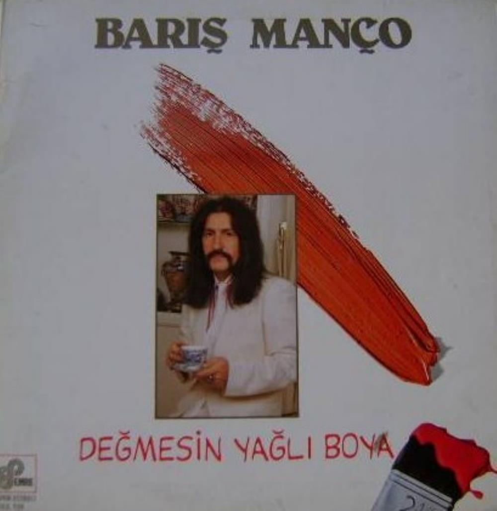 Degmesin... Yagli Boya by MANCO, BARIS album cover