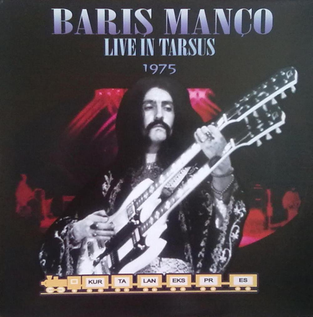 Baris Manco Live in Tarsus, 1975 album cover