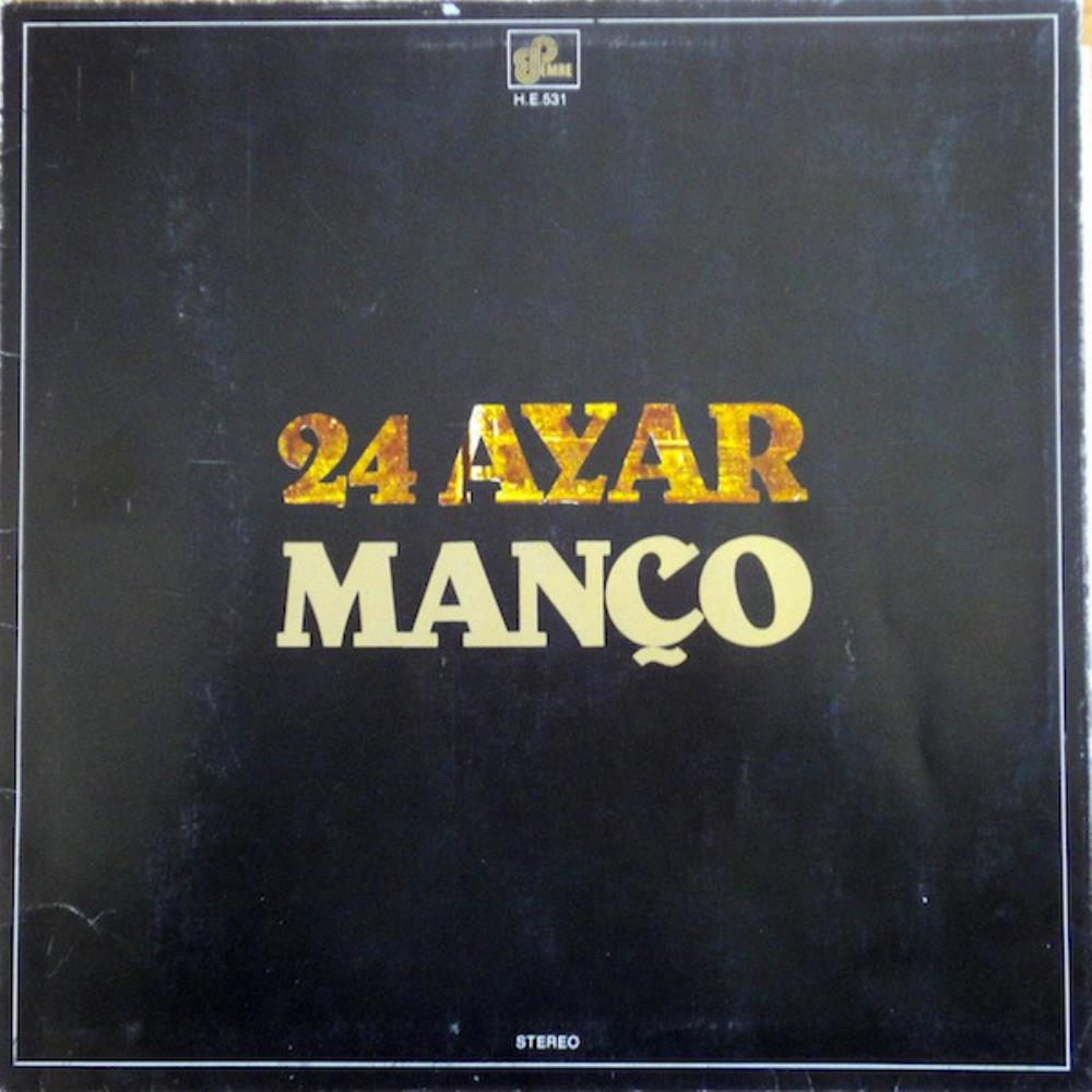 Baris Manco 24 Ayar Manço album cover