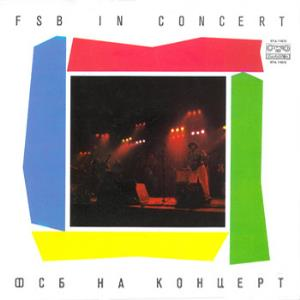 FSB In Concert album cover