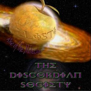 Discordian Society Rise Of The Molecule album cover