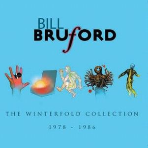 Bill Bruford The Winterfold Collection 1978 - 1986 album cover