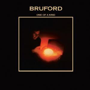 Bill Bruford - One of a Kind CD (album) cover