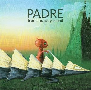 Padre From Faraway Island album cover