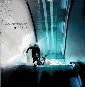 Matraz - Gritar� CD (album) cover