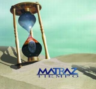 Matraz - Tiempo CD (album) cover
