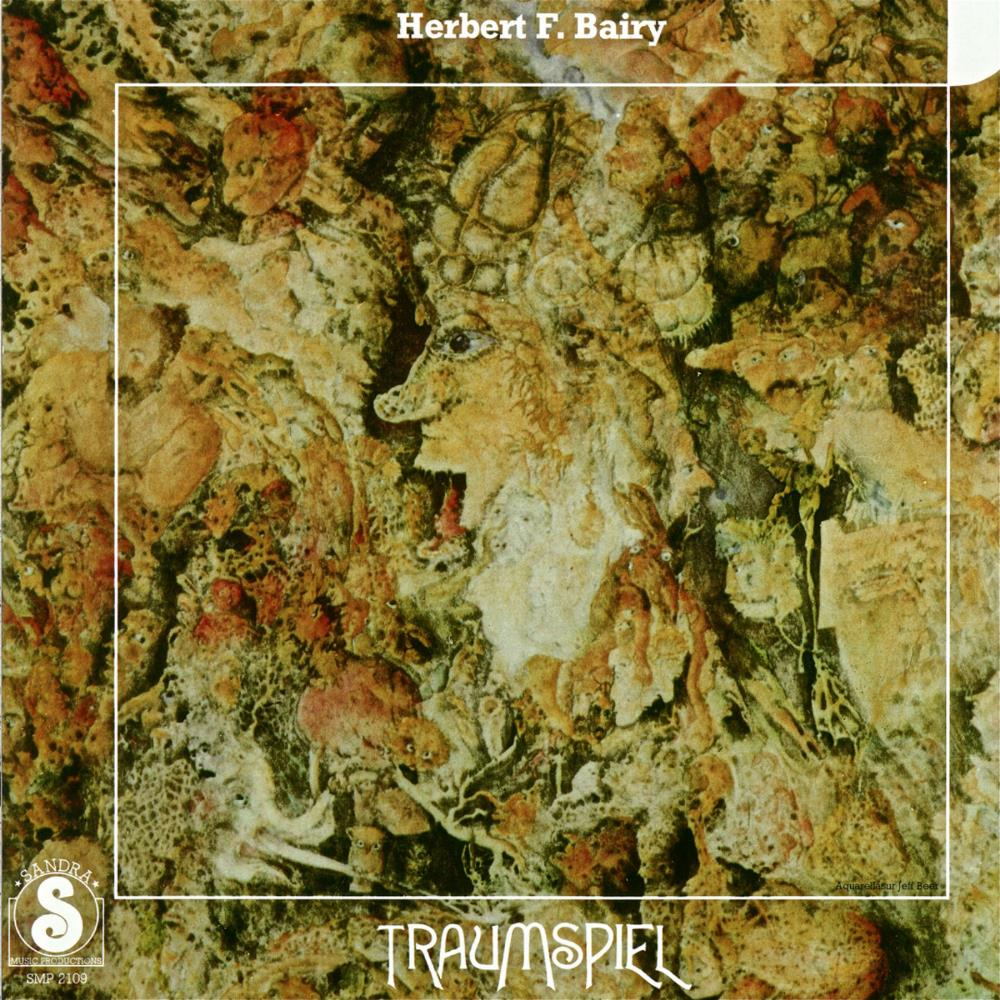 Traumspiel by BAIRY, HERBERT F. album cover