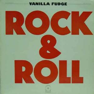 Rock'n Roll by VANILLA FUDGE album cover
