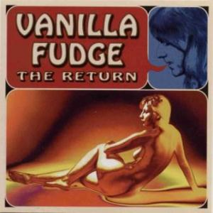 Vanilla Fudge - The Return CD (album) cover