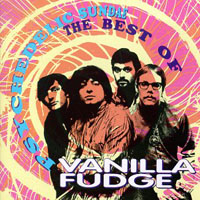 Vanilla Fudge - Psychedelic Sundae: The Best of Vanilla Fudge CD (album) cover