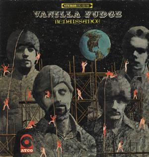 Vanilla Fudge Renaissance album cover