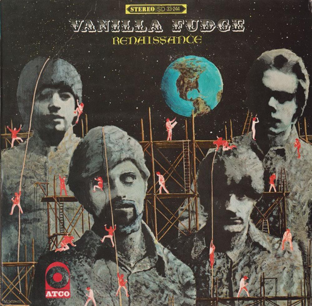 Renaissance by VANILLA FUDGE album cover