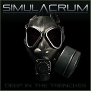Simulacrum Deep in the Trenches album cover
