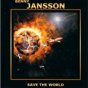 Benny Jansson Save The World album cover