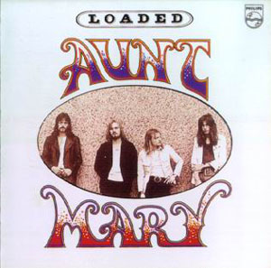 Aunt Mary - Loaded CD (album) cover