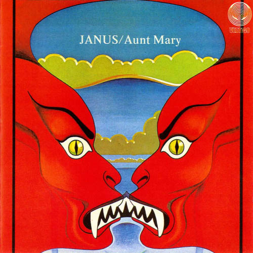 Aunt Mary - Janus CD (album) cover
