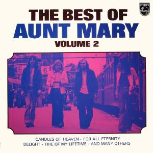 Aunt Mary The Best of Aunt Mary, Vol. 2 album cover