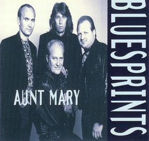 Aunt Mary Bluesprints album cover