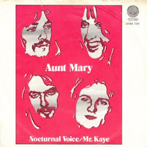 Aunt Mary Nocturnal Voice album cover