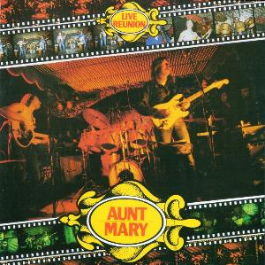 Aunt Mary Live Reunion album cover