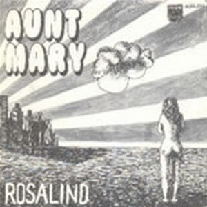 Aunt Mary Rosalind album cover