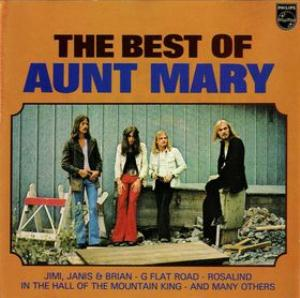 Aunt Mary The Best Of Aunt Mary, Vol. 1 album cover