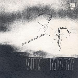 Aunt Mary Jimi, Janis & Brian album cover