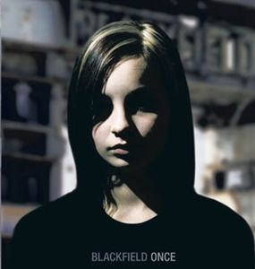 Blackfield Once album cover