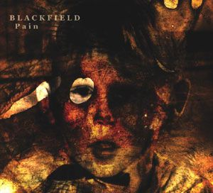 Blackfield Pain album cover