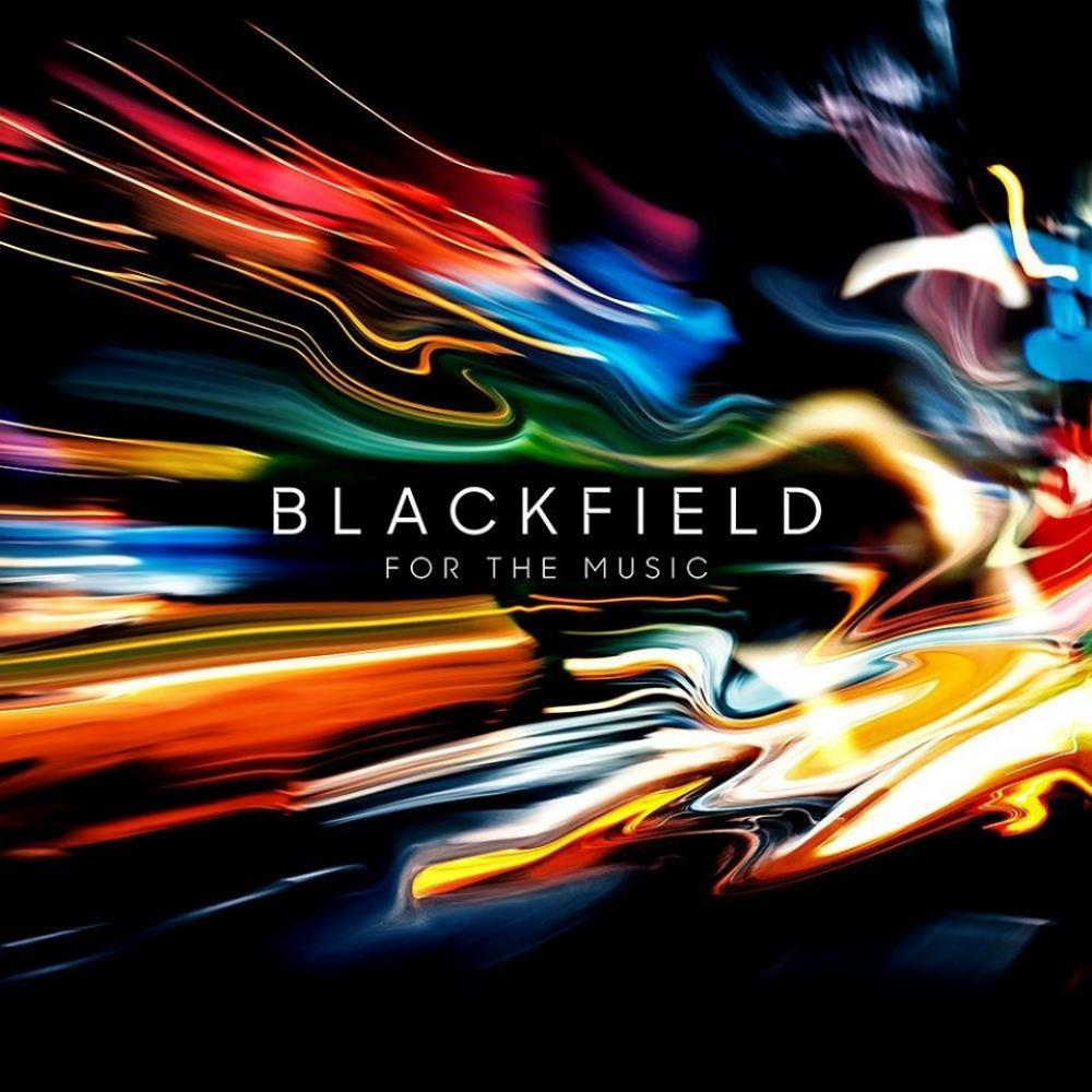 For the Music by BLACKFIELD album cover