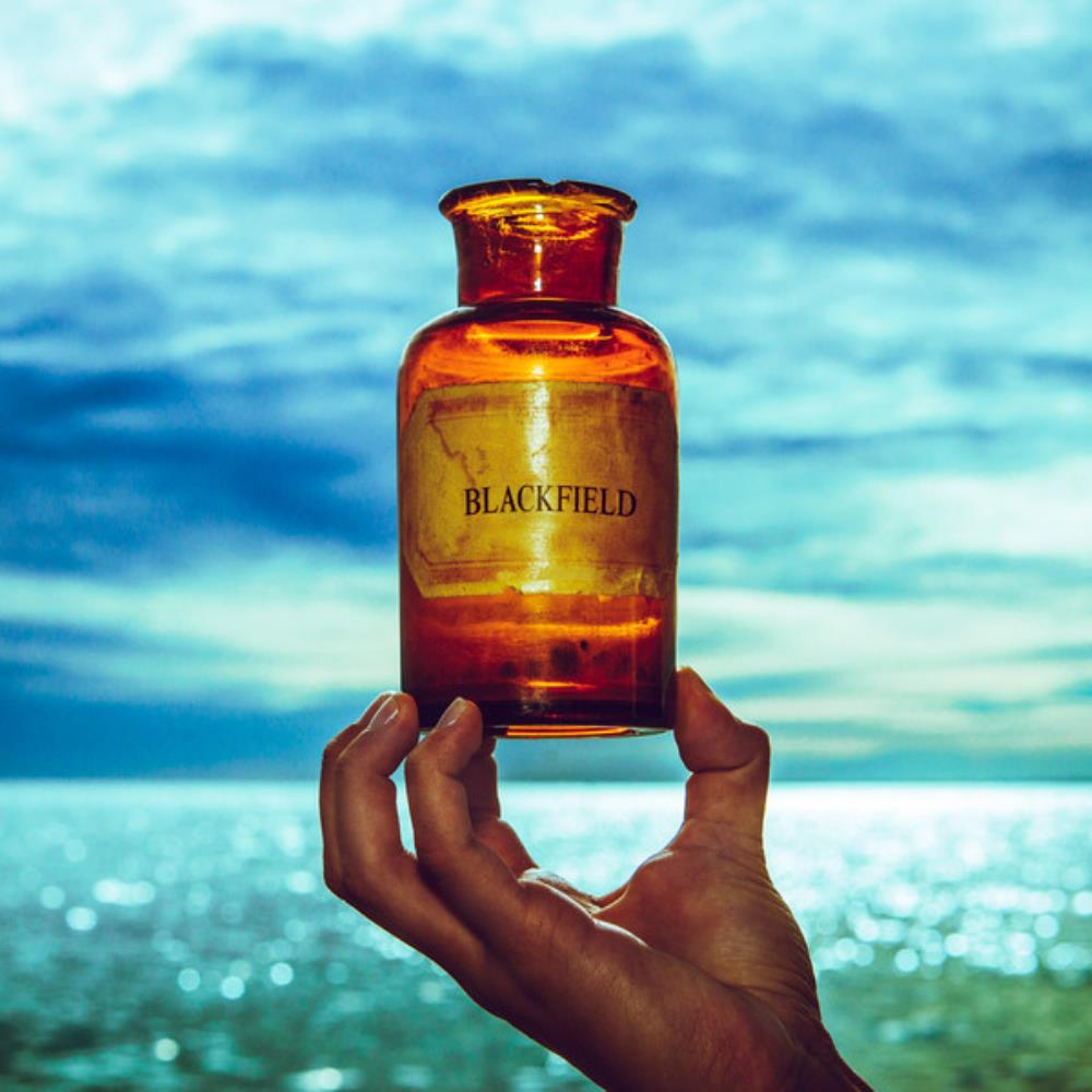V by BLACKFIELD album cover