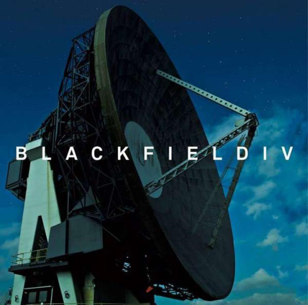 Blackfield IV by BLACKFIELD album cover