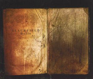 Blackfield Hello album cover