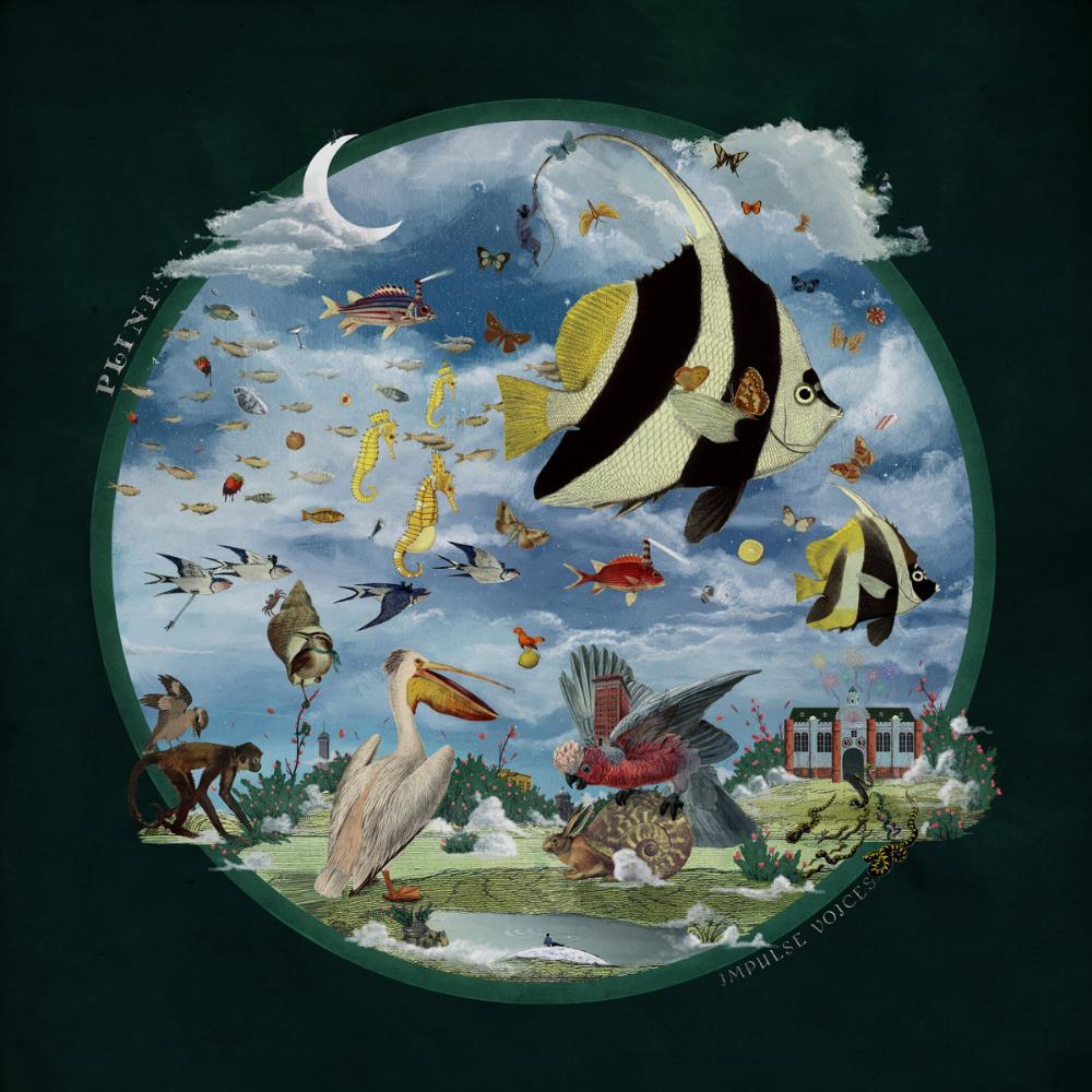 Impulse Voices by PLINI album cover