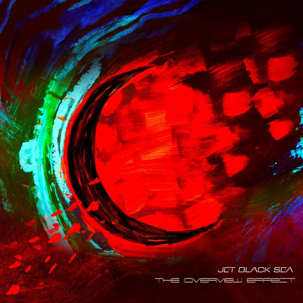 The Overview Effect by JET BLACK SEA album cover