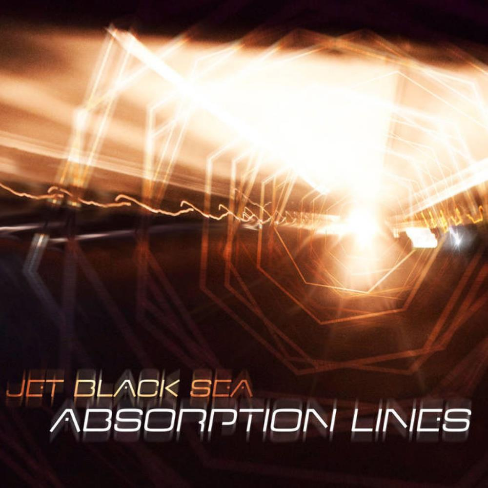 Absorption Lines by JET BLACK SEA album cover