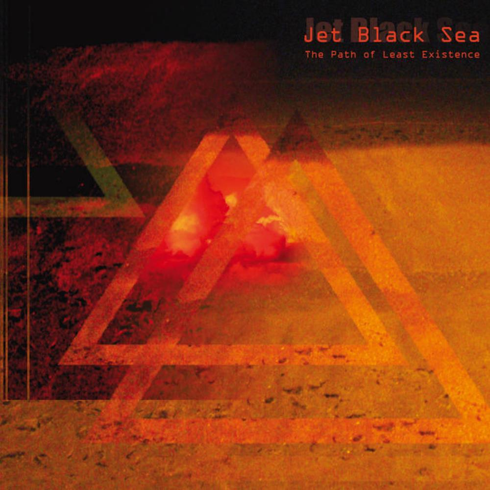 Jet Black Sea - The Path Of Least Existence CD (album) cover