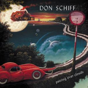 Don Schiff Peering Over Clouds album cover
