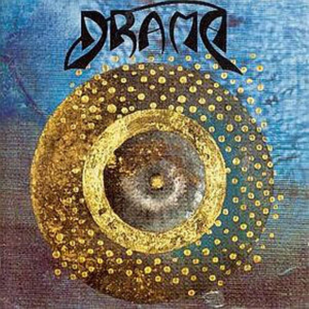 Flight Over The Twenty-First Century by DRAMA album cover