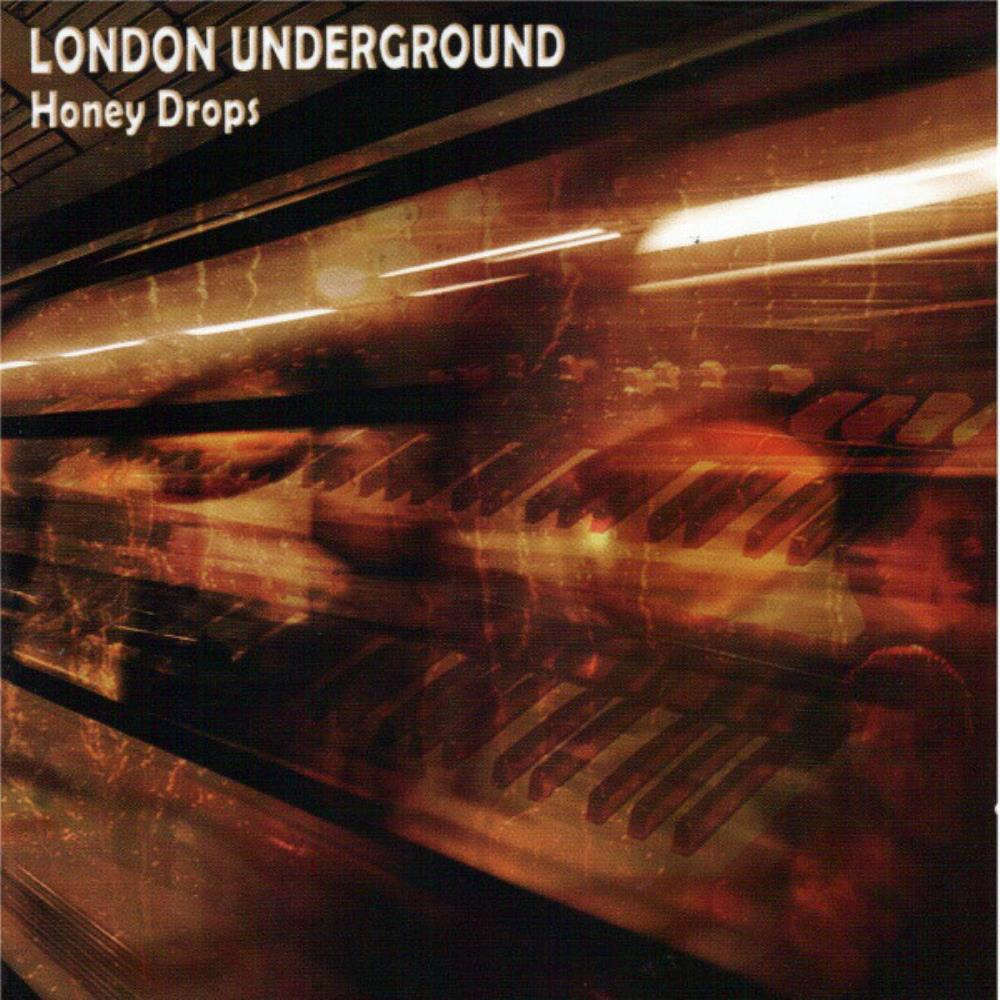 Honey Drops by LONDON UNDERGROUND album cover